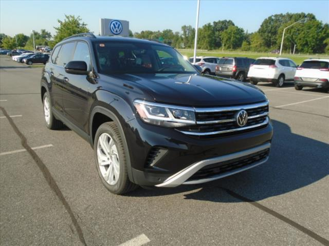 New 2021 Volkswagen Atlas V6 SE 4Motion AWD