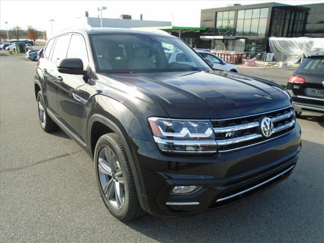 New 2019 Volkswagen Atlas V6 SEL R-Line 4Motion