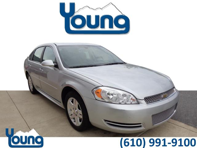 Pre-Owned 2012 Chevrolet Impala LT Fleet