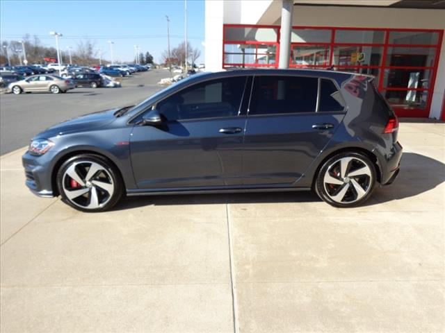 Certified Pre-Owned 2018 Volkswagen Golf GTI 2.0T SE