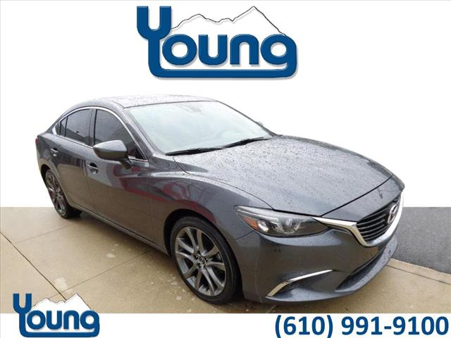 Pre-Owned 2016 Mazda6 GRAND TOUR