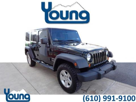 Pre-Owned 2011 Jeep Wrangler Unlimited UMLIMITED