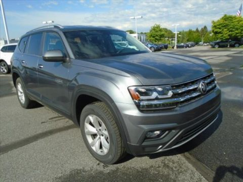 New 2019 Volkswagen Atlas V6 SE 4Motion