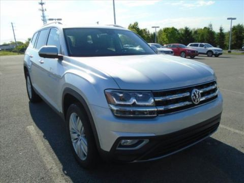 New 2019 Volkswagen Atlas V6 SEL Premium 4Motion