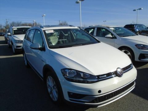 New 2019 Volkswagen Golf Alltrack TSI SE 4Motion