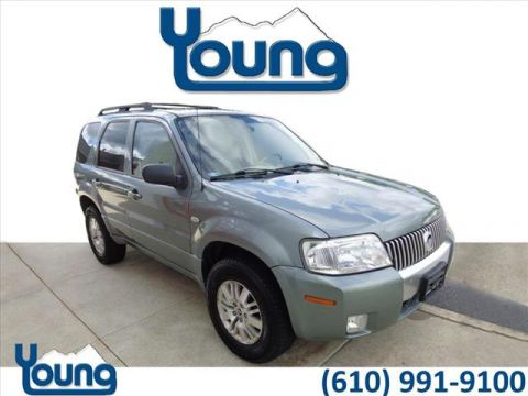 Pre-Owned 2006 Mercury Mariner PREMIER