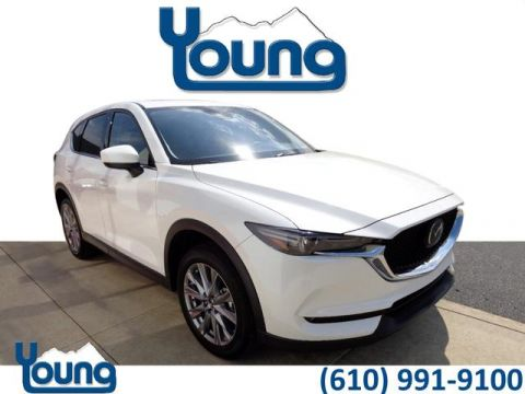 Pre-Owned 2019 Mazda CX-5 GRAND TOUR