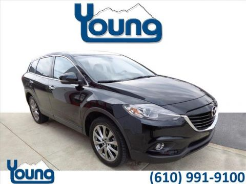 Pre-Owned 2015 Mazda CX-9 GRAND TOUR